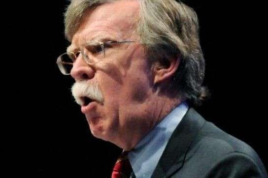 Джон Болтон: США не позволят ни ЕС, ни кому-либо еще обходить санкции против Ирана