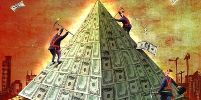 Банк России обнаружил масштабную финансовую пирамиду «Кэшбери»