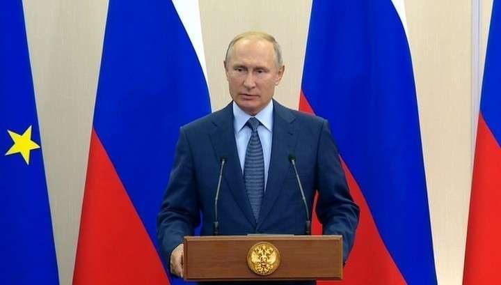 Владимир Путин сменил руководителей в трех регионах России