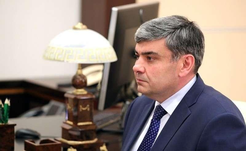 Казбек Коков.