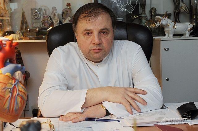 Об опасности компьютерной томографии и таблеток рассказал Академик РАН Юрий Бузиашвили