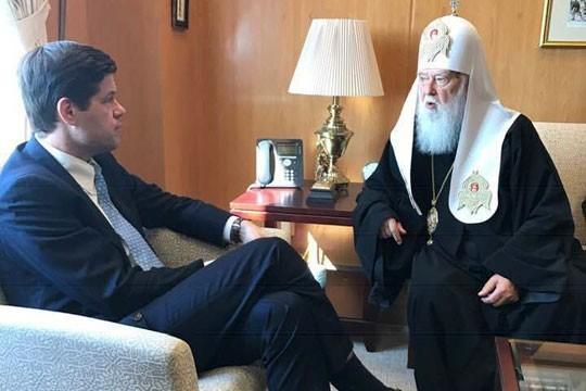 Госдеп США решил возглавить «мировое православие»