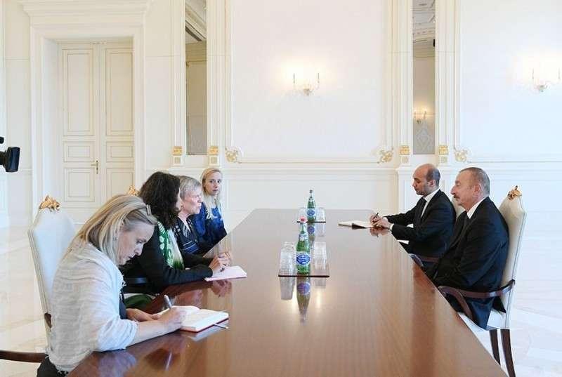 Визит Владимира Путина в Азербайджан. Переговоры с Алиевым