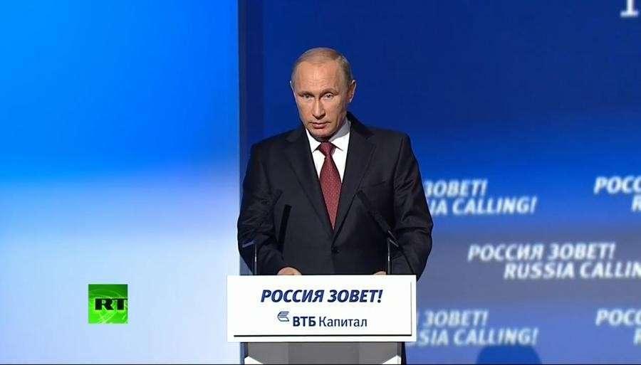 Владимир Путин: Внешние ограничения только укрепляют решимость добиваться результатов