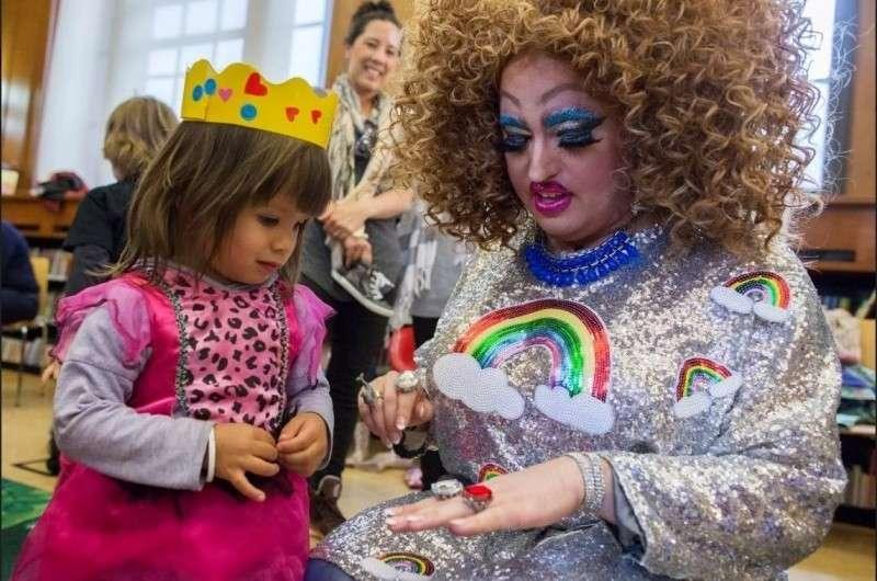США: дети могут сами принимать решение о смене пола с 12 лет!