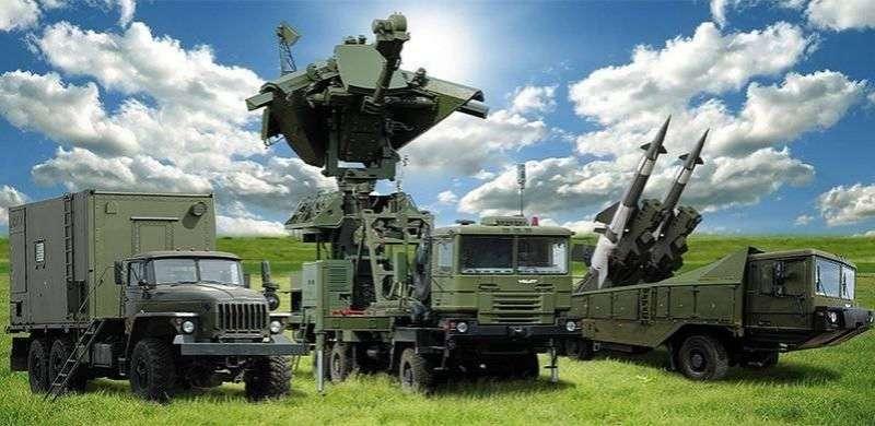 Вместе с ЗРК С-300 Сирия получит и средства ПВО малой дальности «Панцирь-1С» и «Печора-2М»