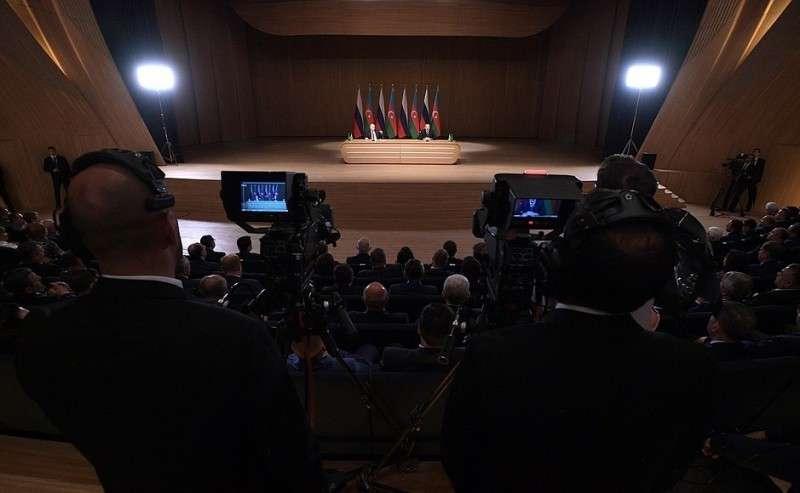 НаДевятом российско-азербайджанском межрегиональном форуме.