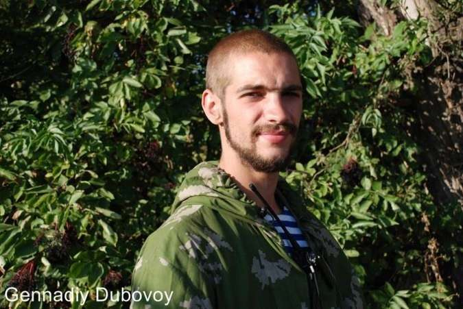 Портреты бойцов подразделения Моторолы