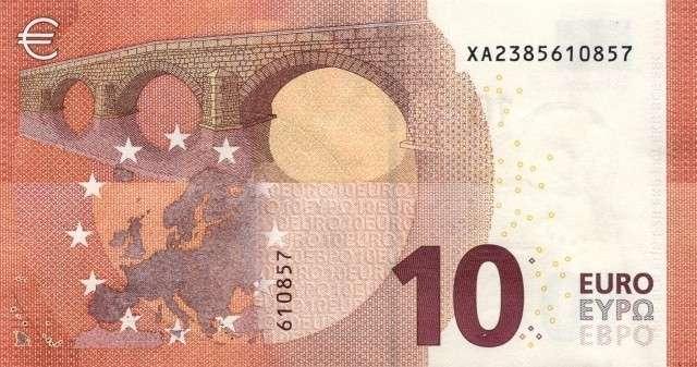Евро. 10. Деньги.