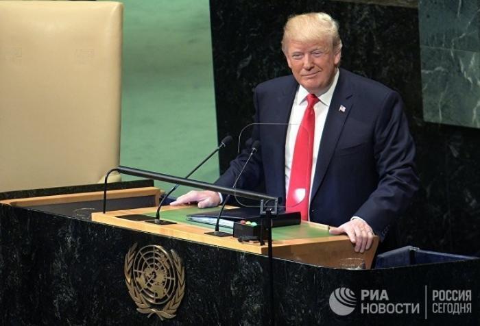 Трамп в ООН произнёс эпохальный манифест антиглобализма