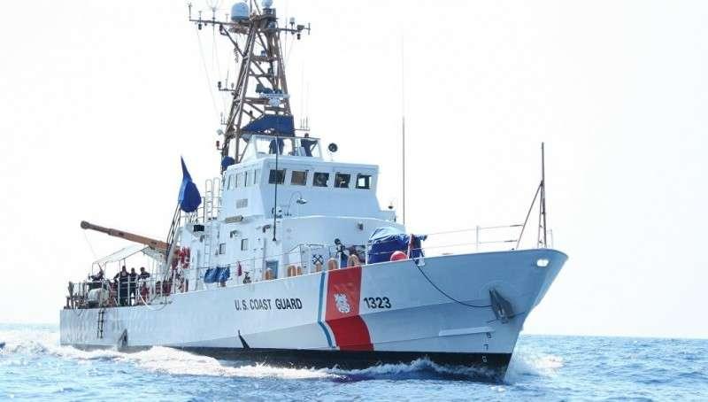 Украина приобрела списанные американские катера