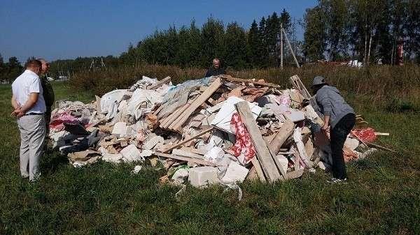 ОНФ добивается ликвидации опасной свалки в Москве