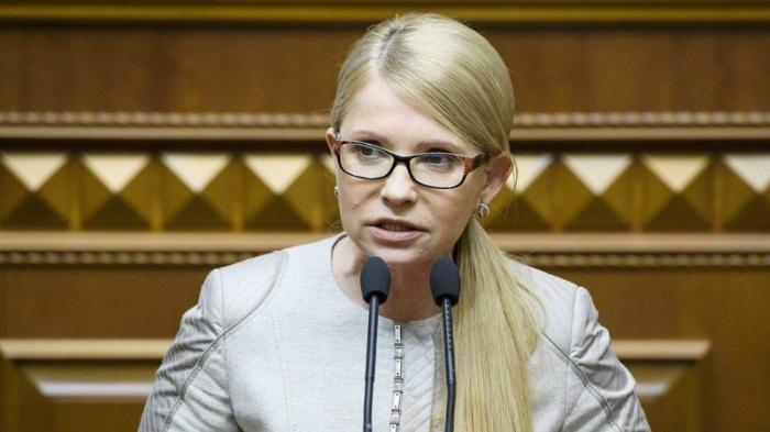 Юлия Тимошенко назвала Петра Порошенко «врагом Украины»