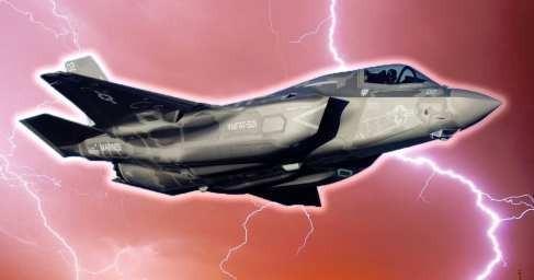 США впервые применили в бою свои многострадальные F-35
