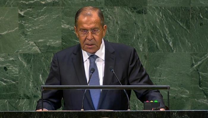 Выступление Сергея Лаврова на заседании 73-й Генассамблеи ООН