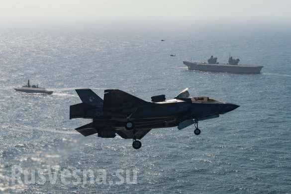 Англия сообщила о «величайшем моменте» в военно-морской истории страны | Русская весна