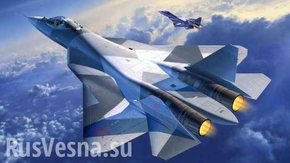 НаЗападе испугались российского «самолёта Третьей мировой» | Русская весна