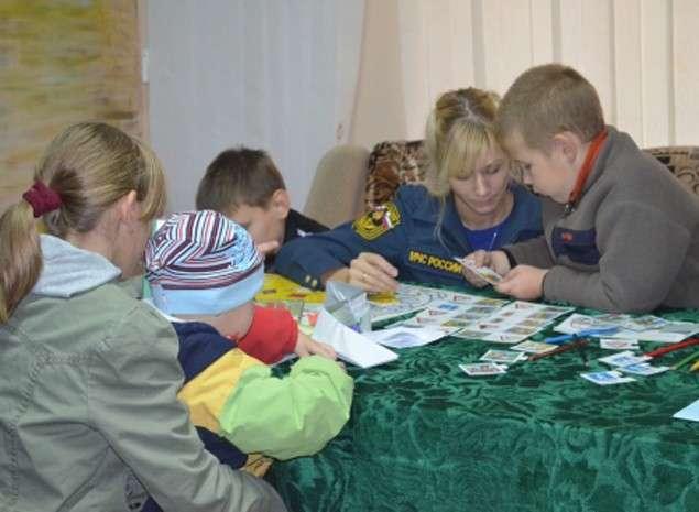 Представитель ООН встретилась с украинскими беженцами в Белгороде