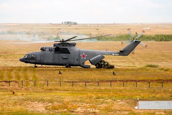 Ми-26 – непревзойденный российский гигант: на что способен самый тяжелый вертолёт в мире
