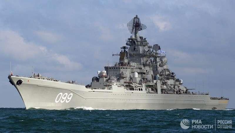 Самые могущественные корабли ХХ века