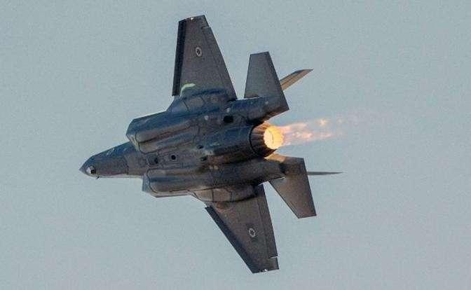 Сирия. F-35 Израиля нащупывают слабые места С-300