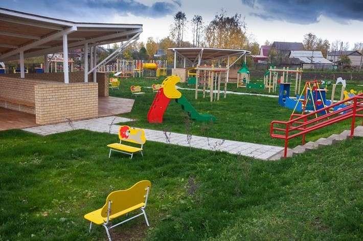 Новый детский сад построен вПермском крае