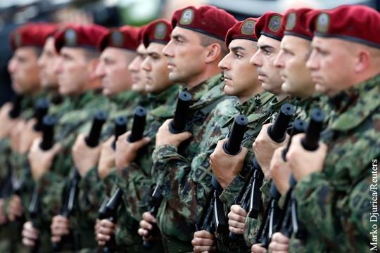 Россию пытаются втянуть в косовский кризис
