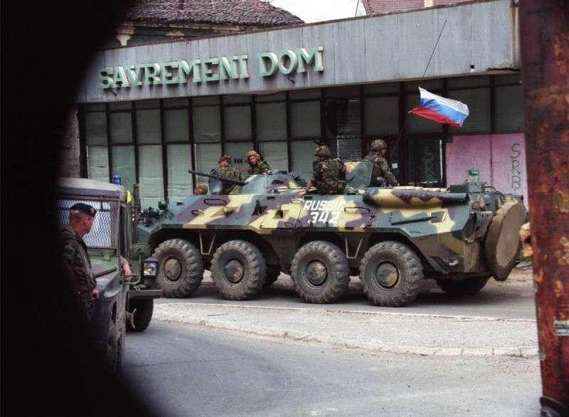 Балканы – третий фронт против России, подготовленный паразитами