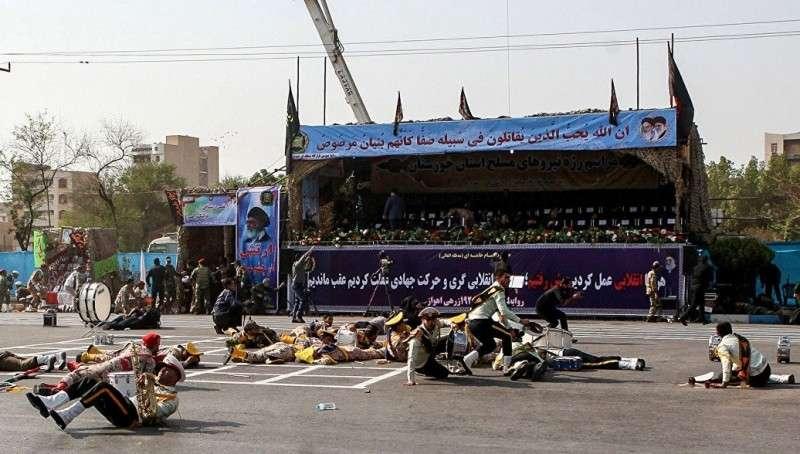 Иран нанес удар возмездия по наёмникам, устроившим теракт на военном параде