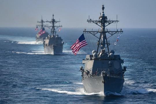 Грозит ли России американская морская блокада
