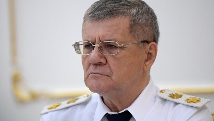 Чайка: Англия и США укрывают воров и используют украденные из России деньги