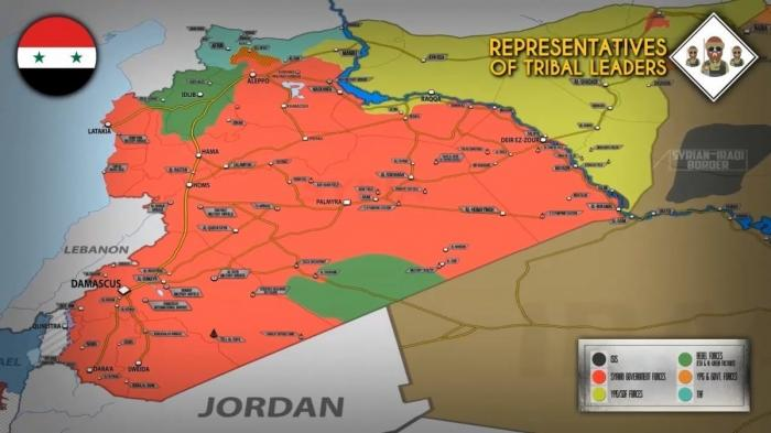 Сирия. Потери России в Сирии