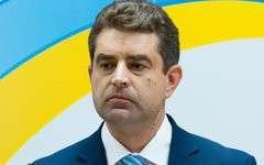 Евгений Перебийнис. Фото с сайта mfa.gov.ua