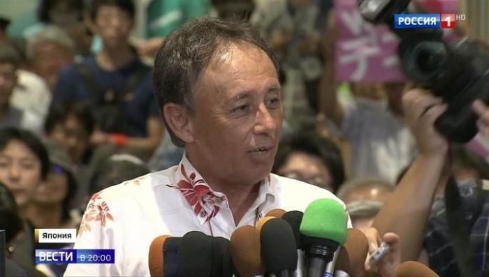 Япония: новый губернатор Окинавы намерен выгнать американских оккупантов