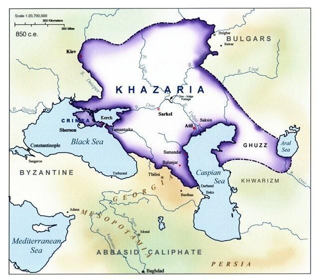 Вся история «Великого Израиля» мистификация и выдумка сионистов!