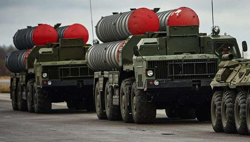 Сирия. Кадры поставки ЗРК С-300