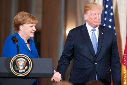 Трамп, Меркель, Путин и Макрон в кривом зеркале западных соцопросов