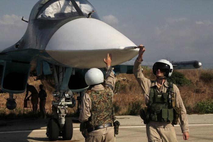 ВКС России сокращает свое присутствие в небе Сирии