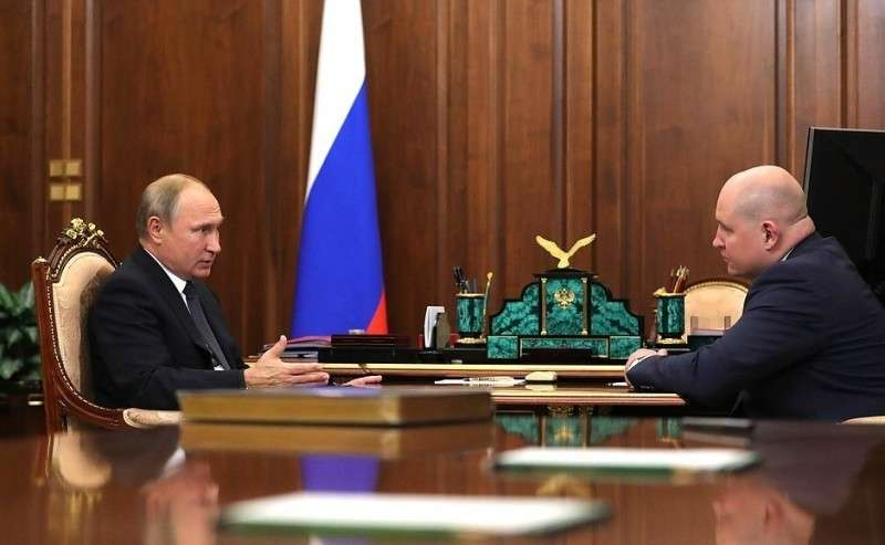 Встреча сМихаилом Развожаевым.