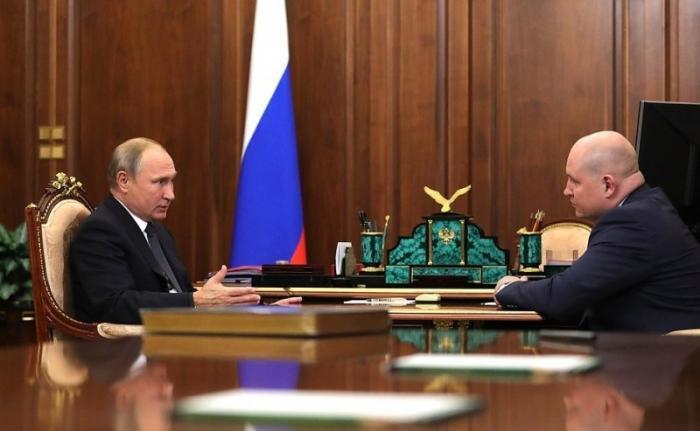 Владимир Путин назначил нового врио главы Республики Хакасия
