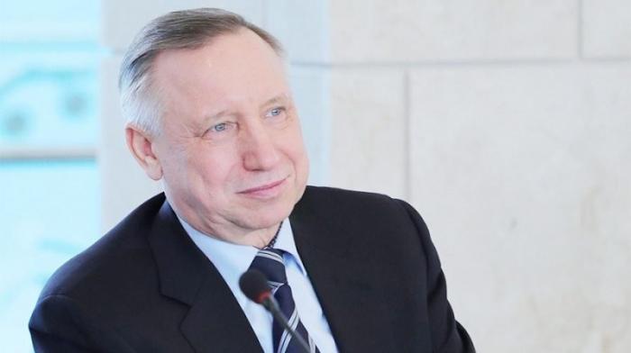 Владимир Путин предложил Александру Беглову стать врио губернатора Санкт-Петербурга