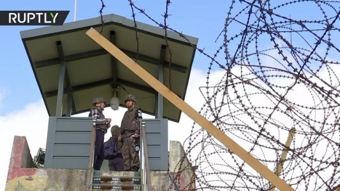 КНДР и Южная Корея приступили к разминированию пограничной демилитаризованной зоны