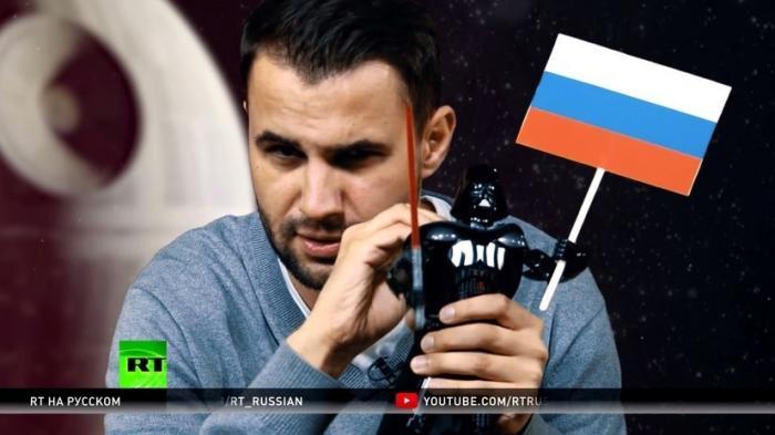 В США провал фильма «Звездные войны» пытаются списать на русских
