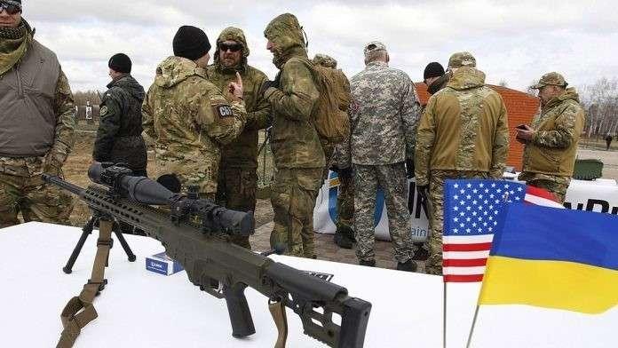 США поставили на Украину крупную партию летального оружия и боеприпасов, включая ракеты