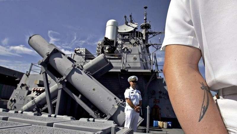 Китай начал показывать США, кто в море хозяин