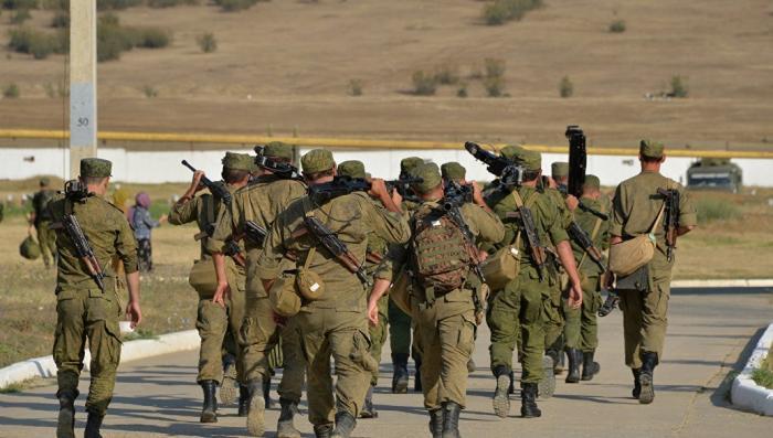 Войска из Волгоградской и Ростовской областей перебросили в Дагестан