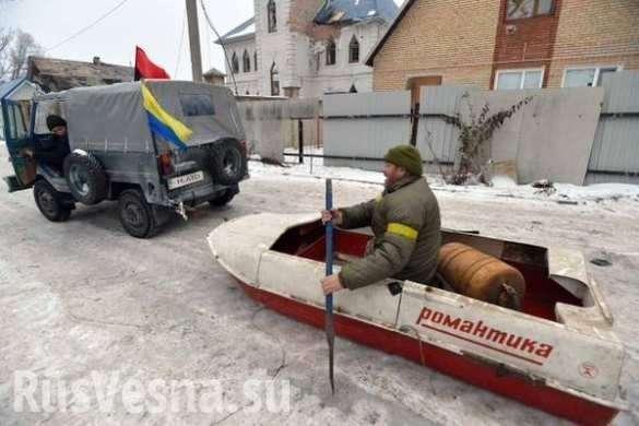 Российский вице-адмирал высмеял украинский катер-«невидимку» | Русская весна