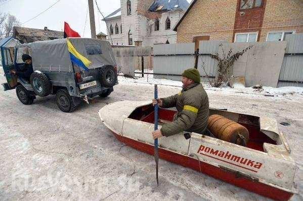 Российский вице-адмирал высмеял украинский катер-«невидимку»