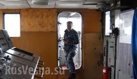 НаУкраине заявили оготовности сбоями прорваться через Керченский пролив (ФОТО) | Русская весна