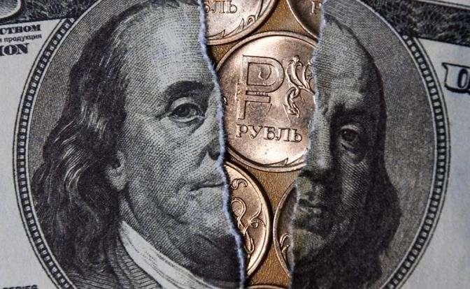 Дедолларизация России. Владимир Путин готов прихлопнуть доллар